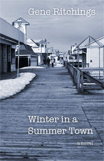 Winter in a Summer Town cover